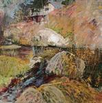 John Henry Twachtman - My Summer Studio