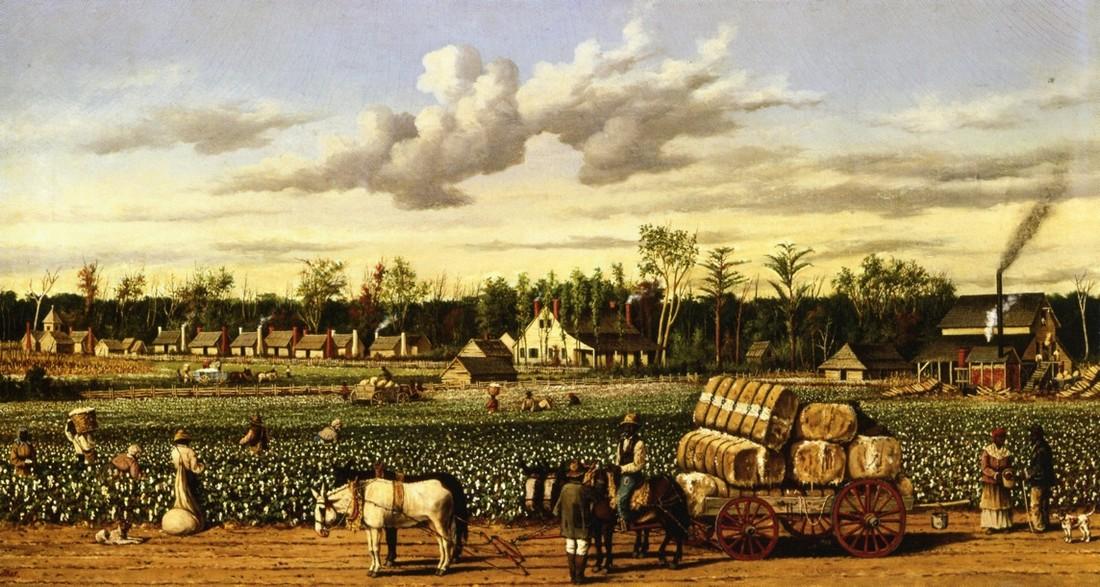 Plantation Wirtschaft (William Aiken Walker)