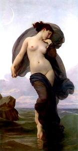 William Adolphe Bouguereau - Abendstimmung