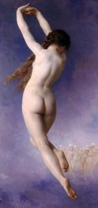 William Adolphe Bouguereau - LEtoile verloren