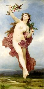 William Adolphe Bouguereau - Tag