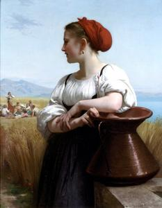 William Adolphe Bouguereau - Kombinieren