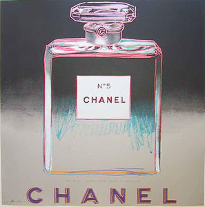 Andy Warhol - chanel tp