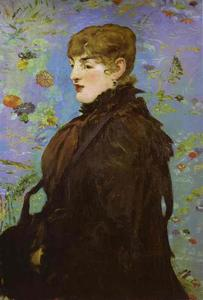 Edouard Manet - Autumn (Méry Laurent)