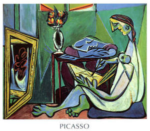 Pablo Picasso - Muse