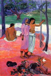 Paul Gauguin - den Ruf