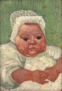 Vincent Van Gogh - baby marcelle roulin , The2