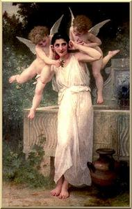 William Adolphe Bouguereau - Unschuld