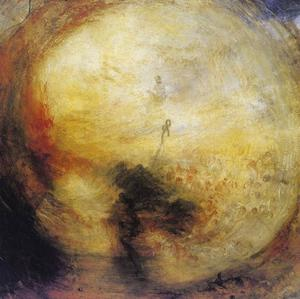 William Turner - der morgen nach dem déluge