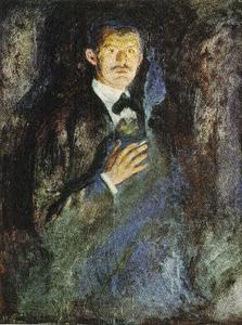 Edvard Munch - 02 Self-Portrait