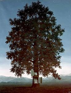 Rene Magritte - stimme