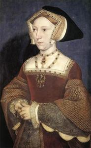Hans Holbein The Younger - jane seymour , königin der england