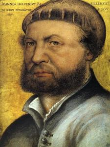 Hans Holbein The Younger - selbstporträt