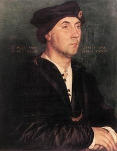 Hans Holbein The Younger - Sir Richard Southwell