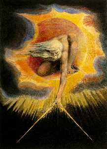 William Blake - Der Alte der Tage