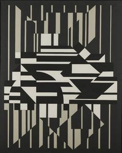 Victor Vasarely - horn