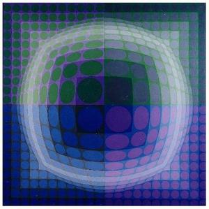 Victor Vasarely - Pal-Ket