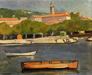 Albert Marquet - L Estaque