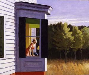 Edward Hopper - Cape Cod Morgen
