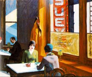 Edward Hopper - Hacken Suey