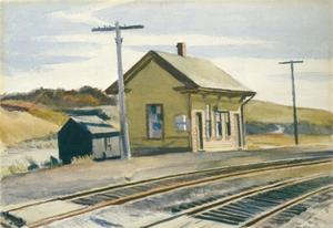 Edward Hopper - zu boston