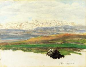Frederic Edwin Church - Mount Lebanon