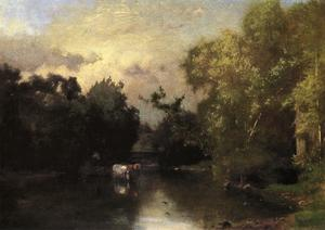 George Inness - Die Peqonic, New Jersey