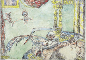 James Ensor - Lust