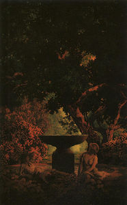 Maxfield Parrish - Träumerei