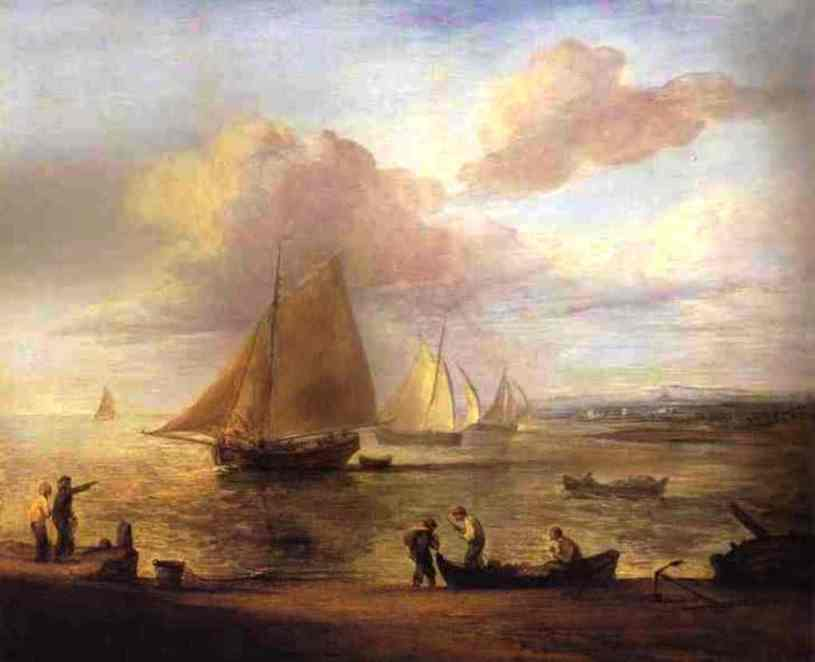 Gainsborough United Kingdom  city photo : ... öl auf leinwand von Thomas Gainsborough 1727 1788, United Kingdom