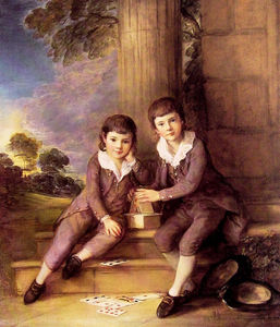 Thomas Gainsborough - John und Henry Trueman Villebois