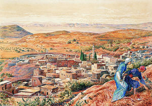 William Holman Hunt - Nazareth
