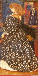 Edward Coley Burne-Jones - Sidonia von Bork 1