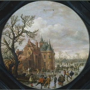 Jan Van Goyen - Winter 1