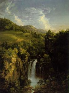 Thomas Cole - Genesee Landschaft