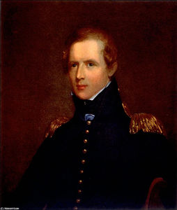 Thomas Sully - Major John Biddle