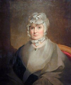 Thomas Sully - Frau . Wilhelm Alston ( Maria brewton motte )