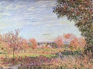 Alfred Sisley - September-Morgen