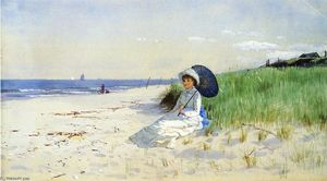 Alfred Thompson Bricher - Sommer Reverie