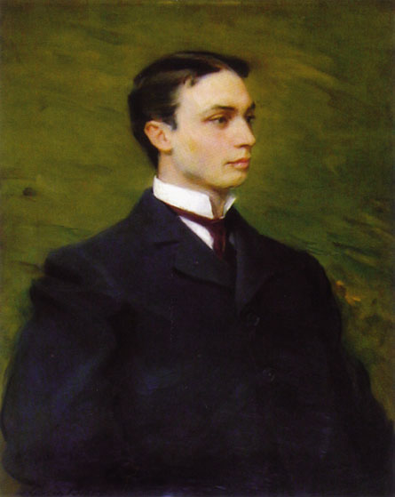 Henry Howard Houston, Jr. von Cecilia Beaux (1855-1942, United States) | WahooArt.com