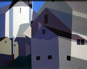 Charles Rettew Sheeler Junior - Conference # 1