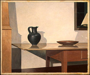 Charles Rettew Sheeler Junior - Hinterland 1