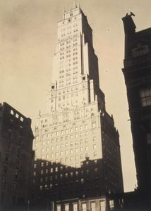 Charles Rettew Sheeler Junior - Ritz Aufsatz , new york
