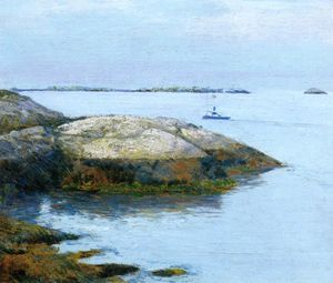 Frederick Childe Hassam - Isles of Shoals, Appledore