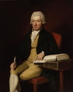 Lemuel Francis Abbott - William Cowper