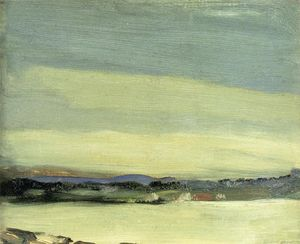 Robert Henri - Leunkin Bay, June