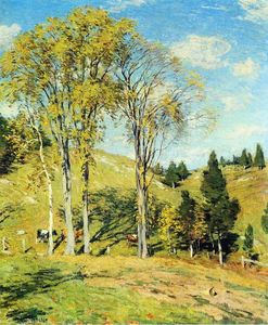 Willard Leroy Metcalf - September