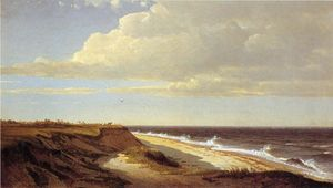 William Trost Richards - Nantucket 1