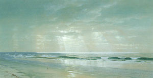 William Trost Richards - Brandung