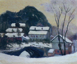 Claude Monet - Sandviken, Norway